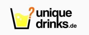 Das Logo des Uniquedrinks Blogs