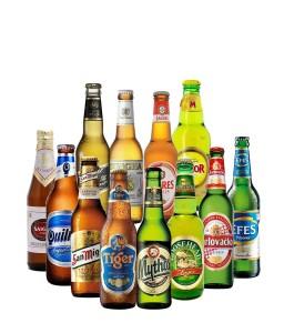 12 Biere der Welt